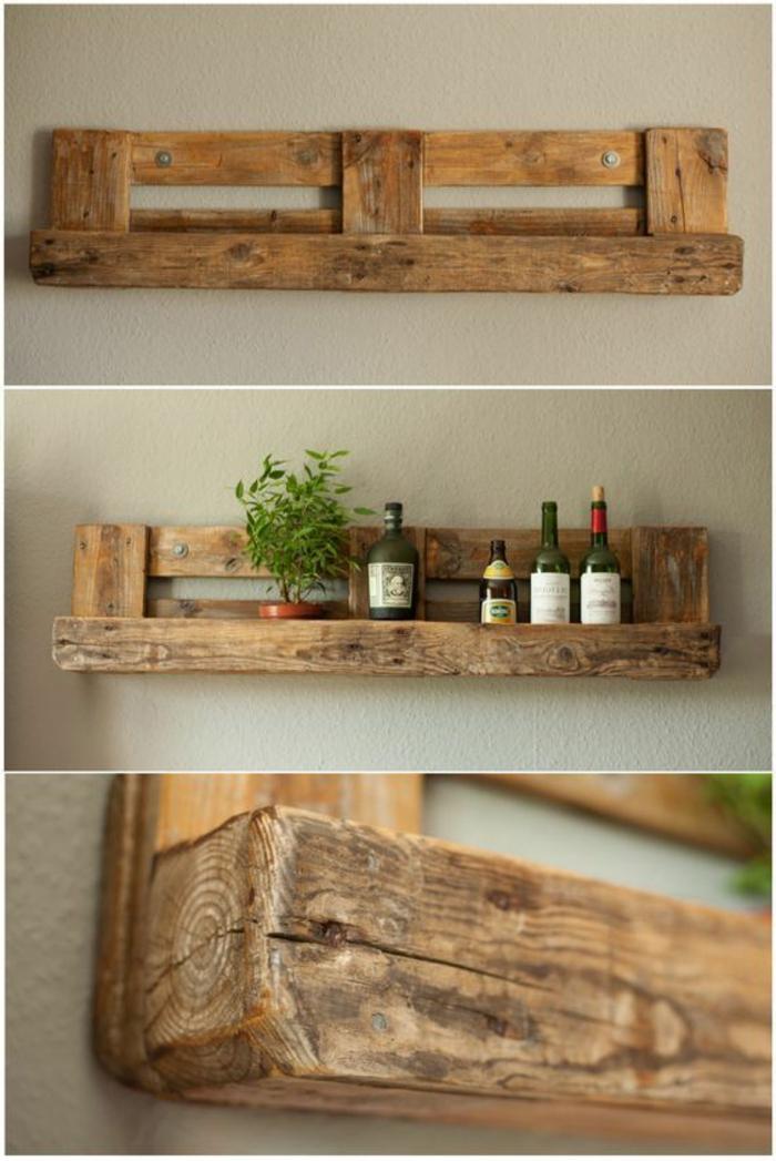 1 como hacer estanterias de palets ideas de manualidades con madera para decorar la casa diseño de interiores en estilo rustico