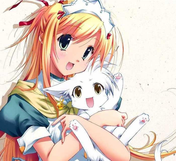 3 dibujos animados super chulos niña dibujo kawai gato ideas de dibujos en colores fotos de dibujos originales