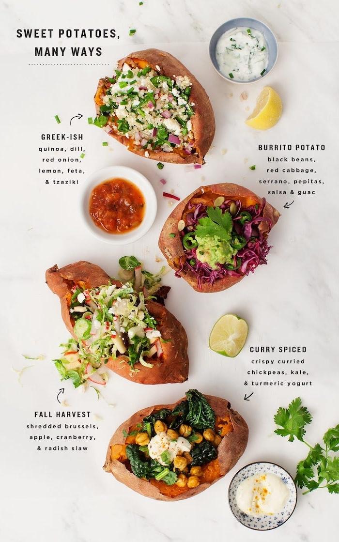 3 geniales ideas sobre como hacer recetas con batata rellenos diferentes para hacer recetas caseras saludables