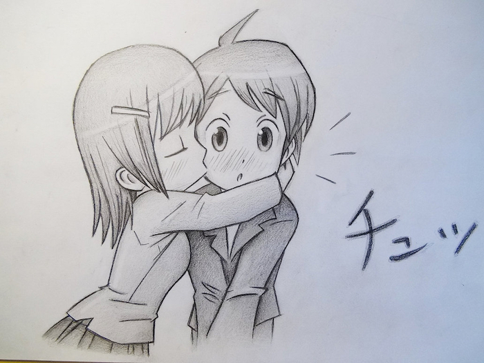 boy and girl love simple sketch simple pencil sketches of sad boys and girls drawing of sketch