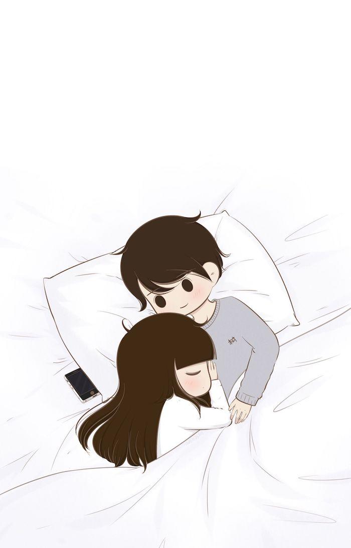 adorables ideas de dibujos de parejas diubjos de amor faciles fotos de dibujos simpaticos y faciles de hacer