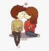 adorables ideas de dibujos romanticos pareja dibujos kawaii corazon tazas de te