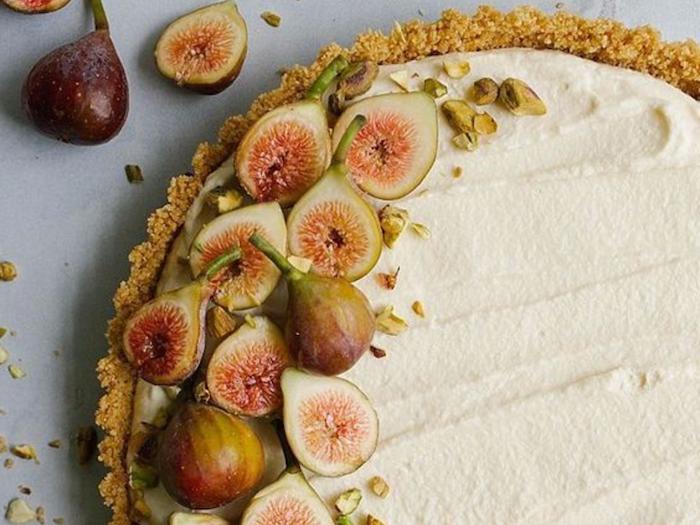 alucinantes ideas de recetas de postres con higos tarta de frutas corteza ideas de recetas