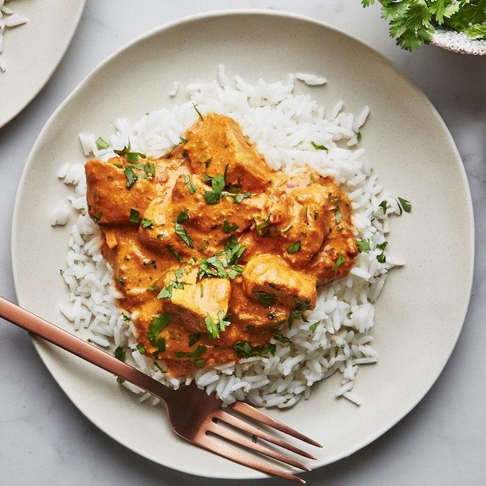 apetitosas ideas de recetas al curry arroz blanco comidas con pollo ricas y faciles de hacer