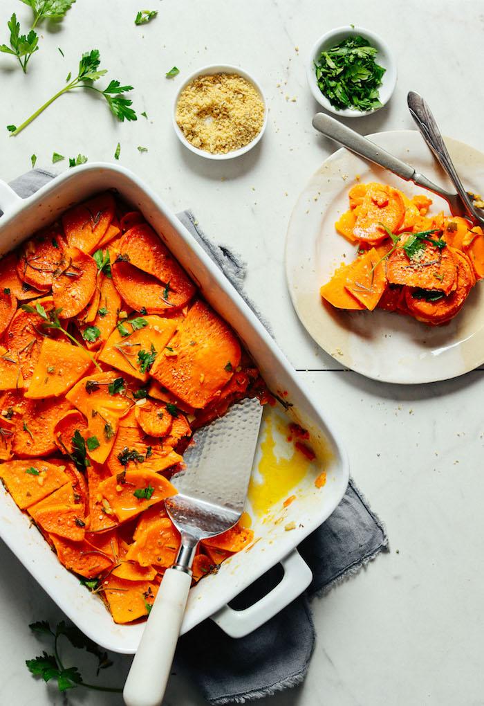 apetitosas ideas de recetas de veran con batata como hacer boniato al horno fotos de recetas faciles y rapidas