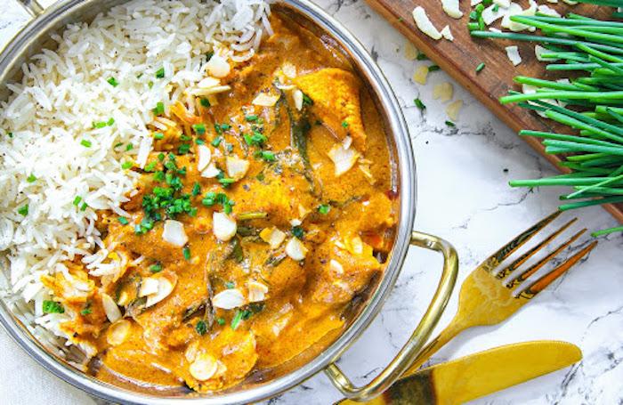 arroz al curry con verduras arroz con pollo verduras sin gluten apertitosas recetas con curry para impresionar fotos de recetas