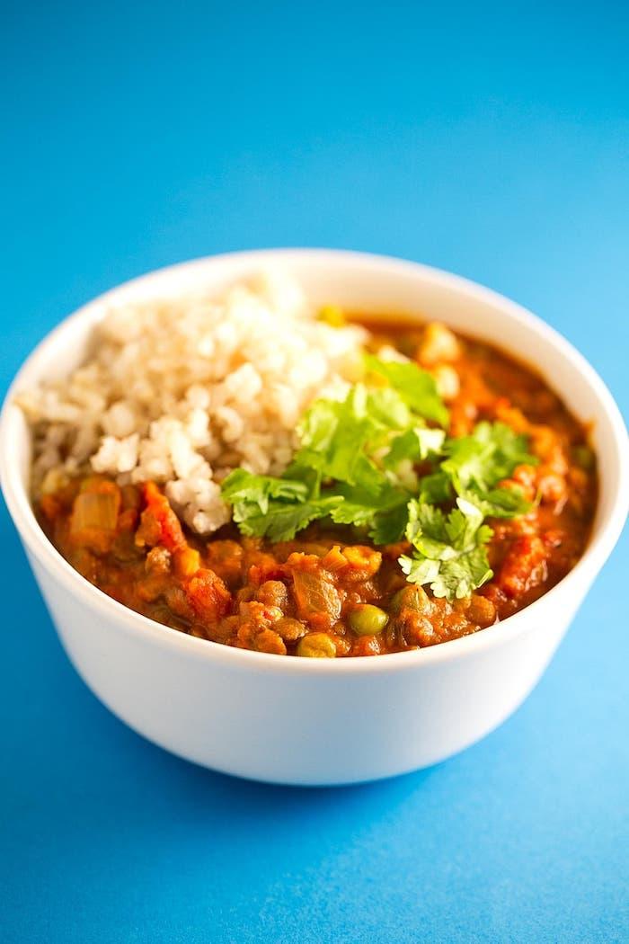 arroz curry garbanzos ideas de recetas con garbanzos arroz al curry con verduras fotos de recetas