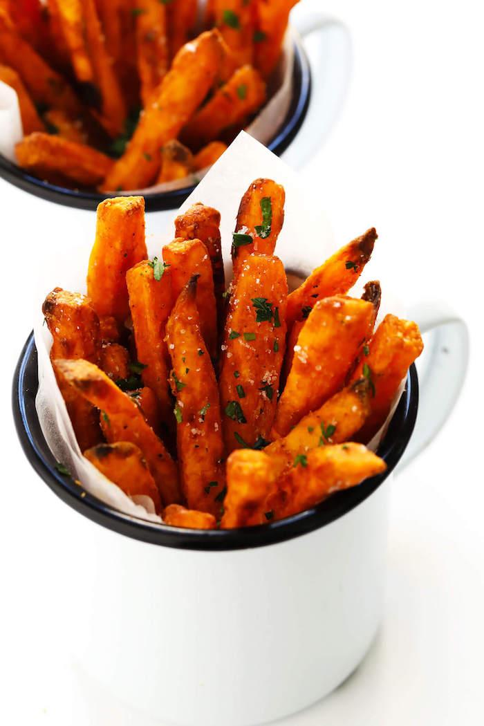 batata al horno y batata frita ideas de recetas con superalimentos fotos de recetas de batata