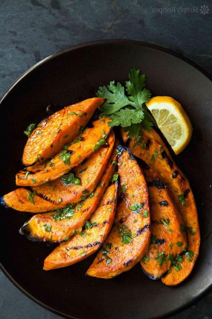 batatas a la parilla ideas de reccetas recetas con boniato cenas ligeras y saludables