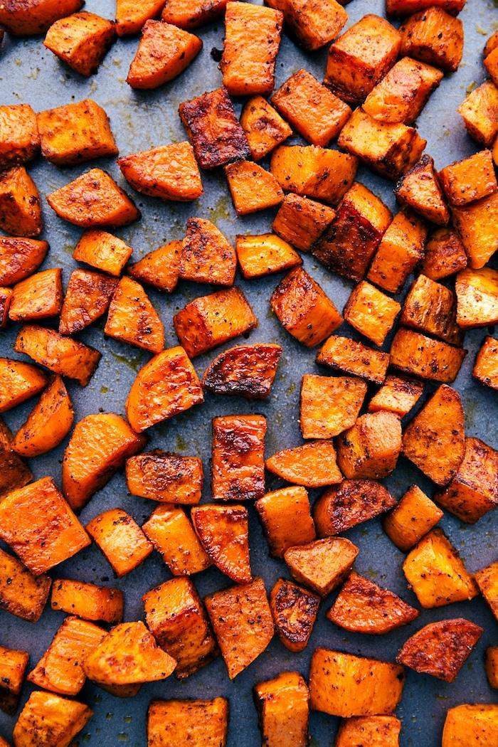 batatas al horno ricas ideas de recetas con batata fotos de recetas con boniato