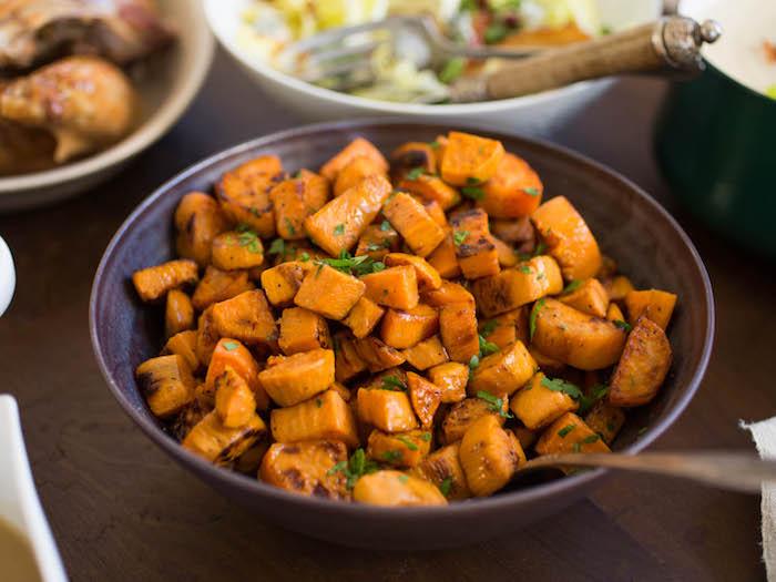 boniatos al horno ideas de platos cenas ligeras para el verano ideas de recetas como hacer boniato al horno