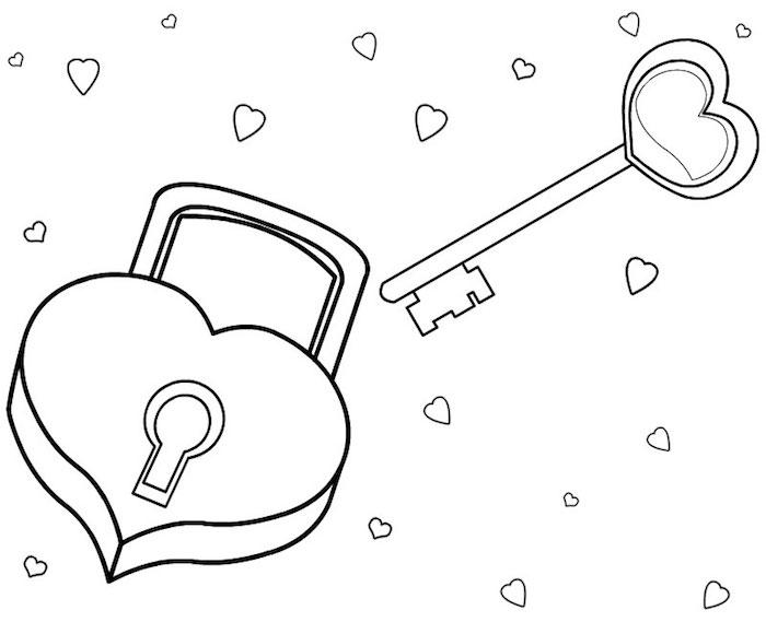 bonitas ideas de dibujos de corazones en blanco y negro fotos de dibujos oriignales de amor