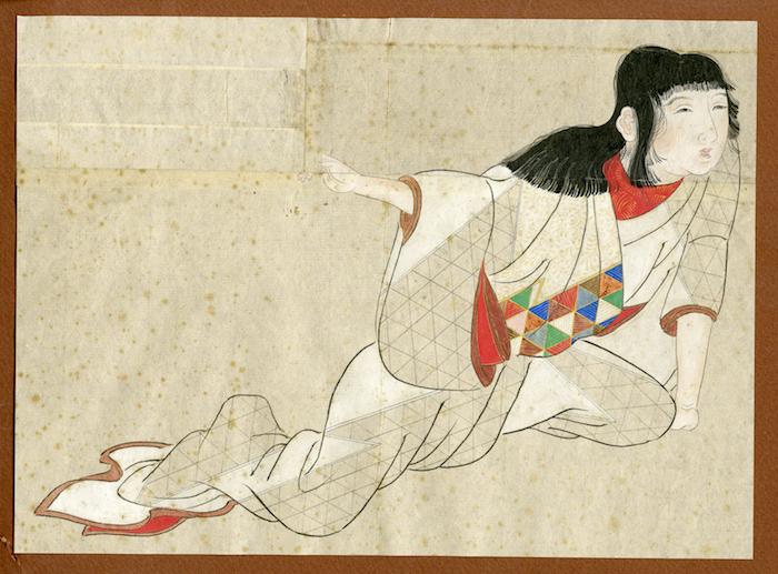 bonito dibujo mujer japonesa fotos de dibujos dibujos faciles paso a paso ideas de dibujos originales
