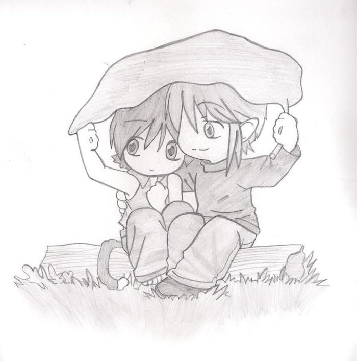 bonitos dibujos de amor para enviar a tu pareja ideas de dibujos chulos de enamorados