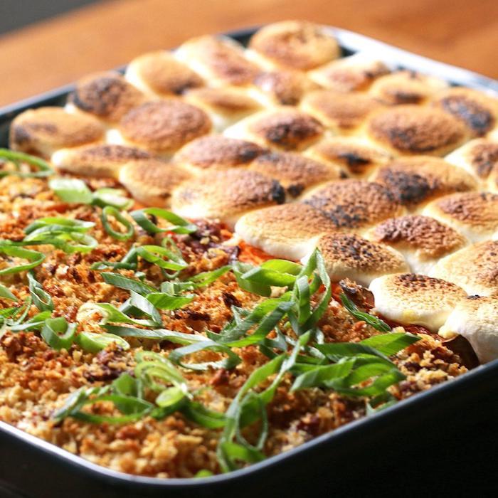 caserola con papas dulces ideas de boniato asado apetitosas ideas de recetas ricas con bonitoa