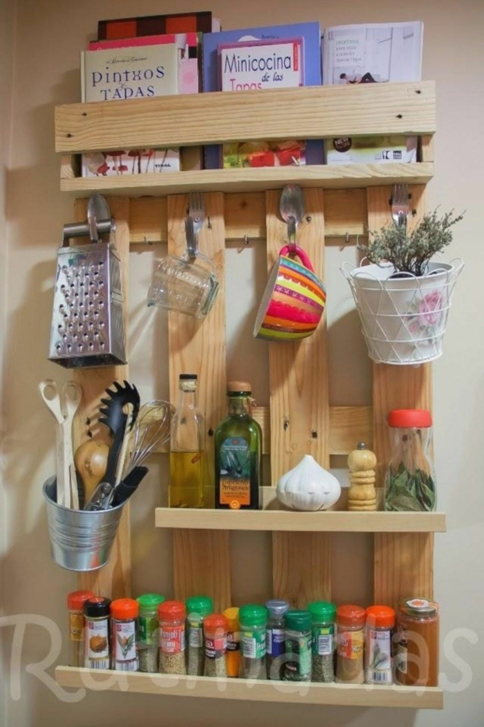 cocina de bricolje como hacer muebles de palets paso a paso ideas de muebles de madera originales y bonitos