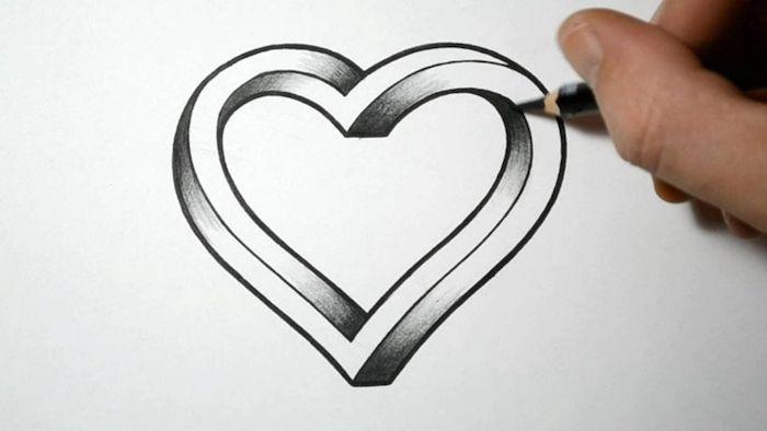como dibujar un corazon ideas de dibujos para dibujar dificiles dibujos a carboncillo originales fotos de dibujos sencillos