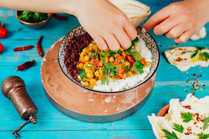 como prepararp curry paso a paso garbanzos con curry cocido rico y saludable recetas con curry sabrosas y originales fotos de recetas