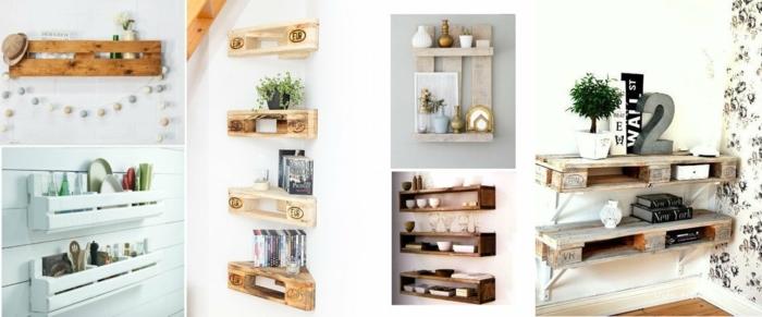 cuales son las mejores ideas sobre como hacer una estanteria con palets ideas de decoracion con paletes para tu casa