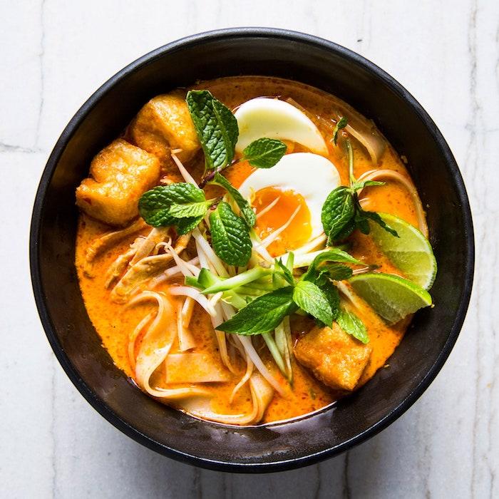 curry con pollo laska pollo al curry receta ideas de recetas caseras con curry faciles y rapidas