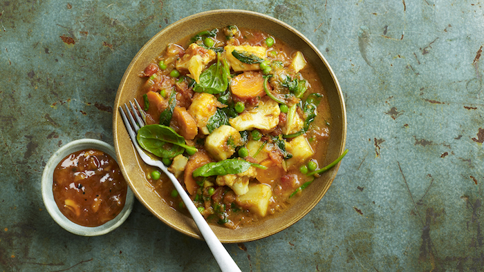 curry con verduras ideas de platos veganos y vegetarianos faciles de hacer fotos de recetas
