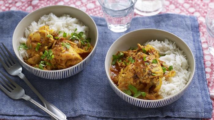 curry panjaby con pollo perejil ideas de arroz al curry con verduras recetas faciles y rapidas de pollo con curry sabroso y rico