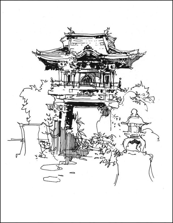 dibujo casa en estilo japones los mejores ejemplos de dibujos chulos y faciles de hacer fotos de dibujos