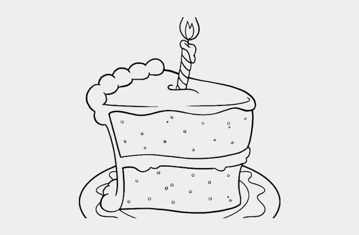 dibujo de tartas pastel de cumpleaños ideas de dibujos bonitos de tartas y pasteles feliz cumpleaños como dibujar una tarta