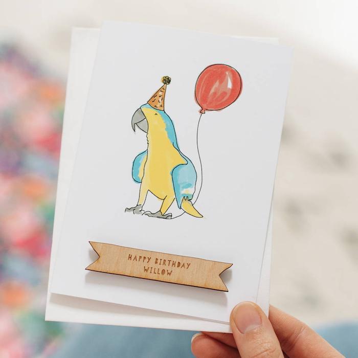 dibujo loro para feli cumpleaños las mejores ideas de tartjetas de feliz cumpleaños fotos de dibujos