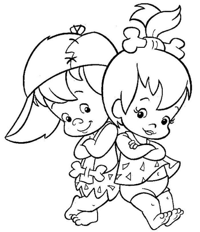 dibujos de amor para colorear de manera facil 624x723