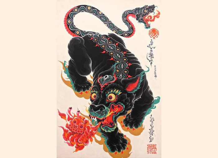 dibujos de dragones simbolos japoneses ideas de dibujos bonitos y faciles de hacer dibujos japoneses