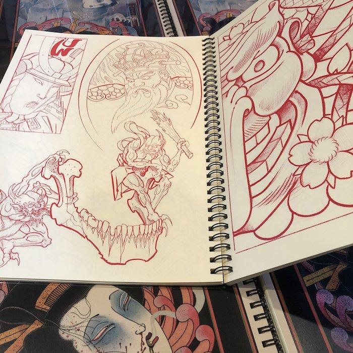 dibujos faciles paso a paso dibujos rojos simbolos japoneses ideas de dibujos originales y simbolicos