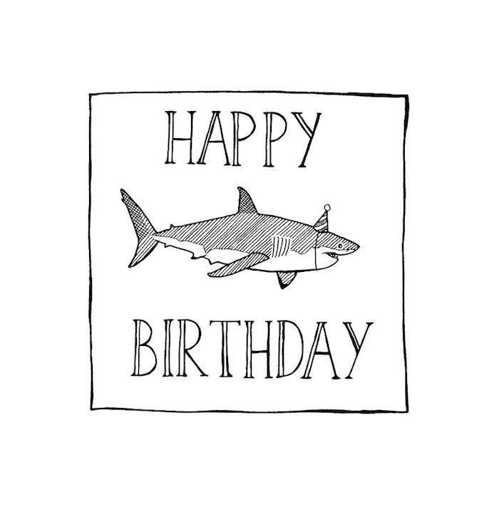 dibujos simples y chulos para felicitar el cumpleaños pastel de cumpleaños fotos de dibujos originales