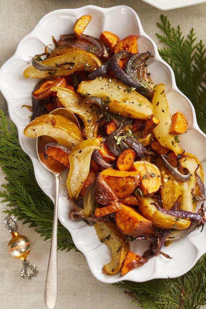 entrantes faciles y saludables para cenas ligeras entrante con batatas batata asada fotos de entranes originales