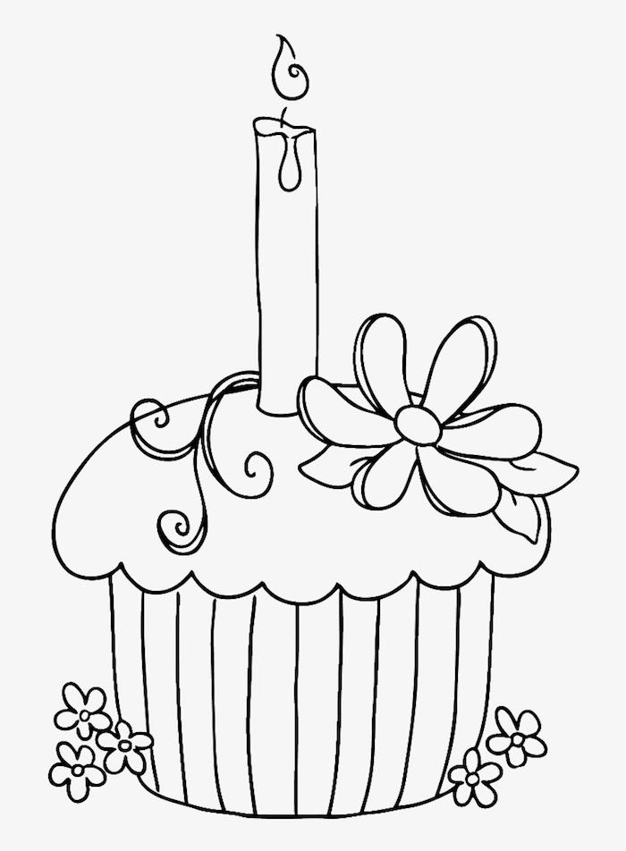 ideas de dibujos de feliz cumpleaños bonitos fotos de dibujos en blanco y negro colorear dibujos