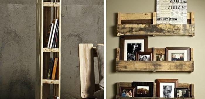 ideas de estantes de palets bonitos fotos de estanterias chulas hechas con palets como hacer muebles de madera