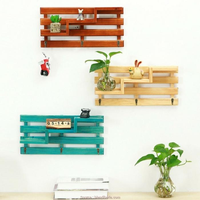 las mejores ideas de decoracion con palets estantes en diferentes colores para decorar tu salon ideas con palets