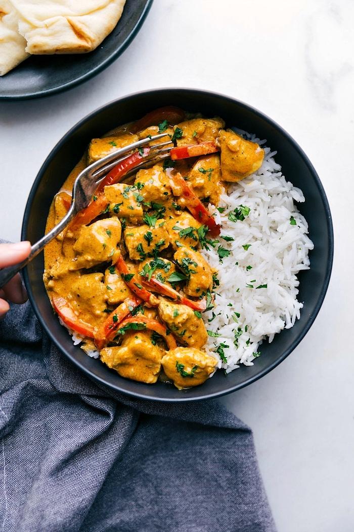 pollo al curry con leche de coco ideas de recetas tailandeses fotos de recetas originales fotos