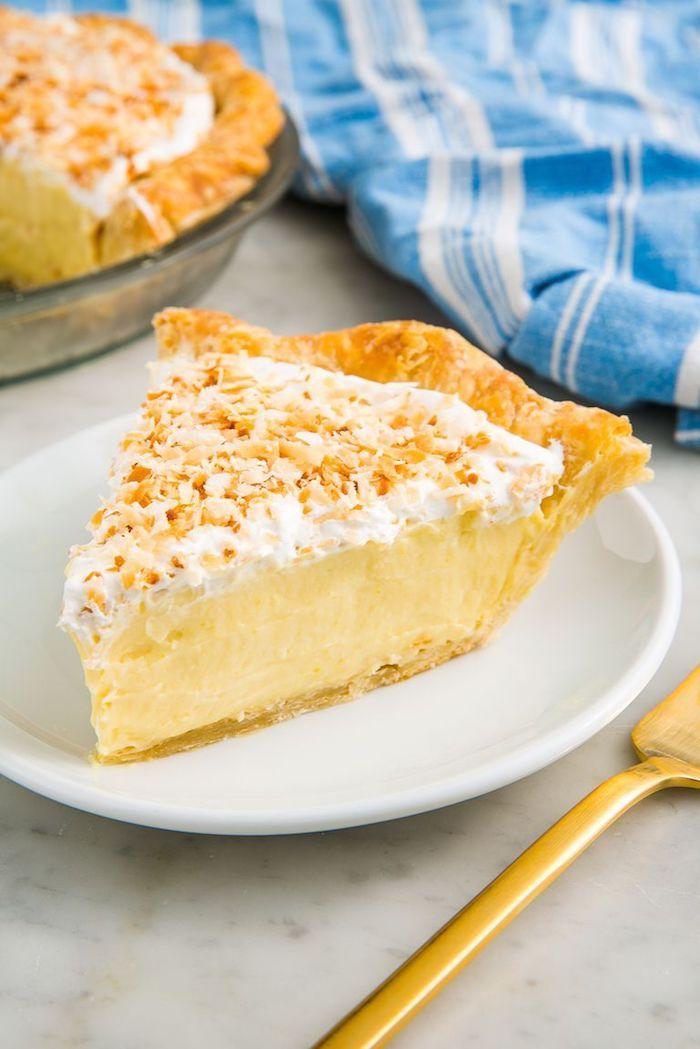 tarta con coco crema ideas de tartas ligeras y ricas para el verano postres faciles de hacer en csasa