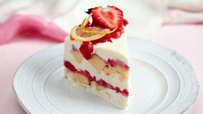 tartas de verano con bizcocho como hacer tarta de bizcocho postres para el verano con fresas