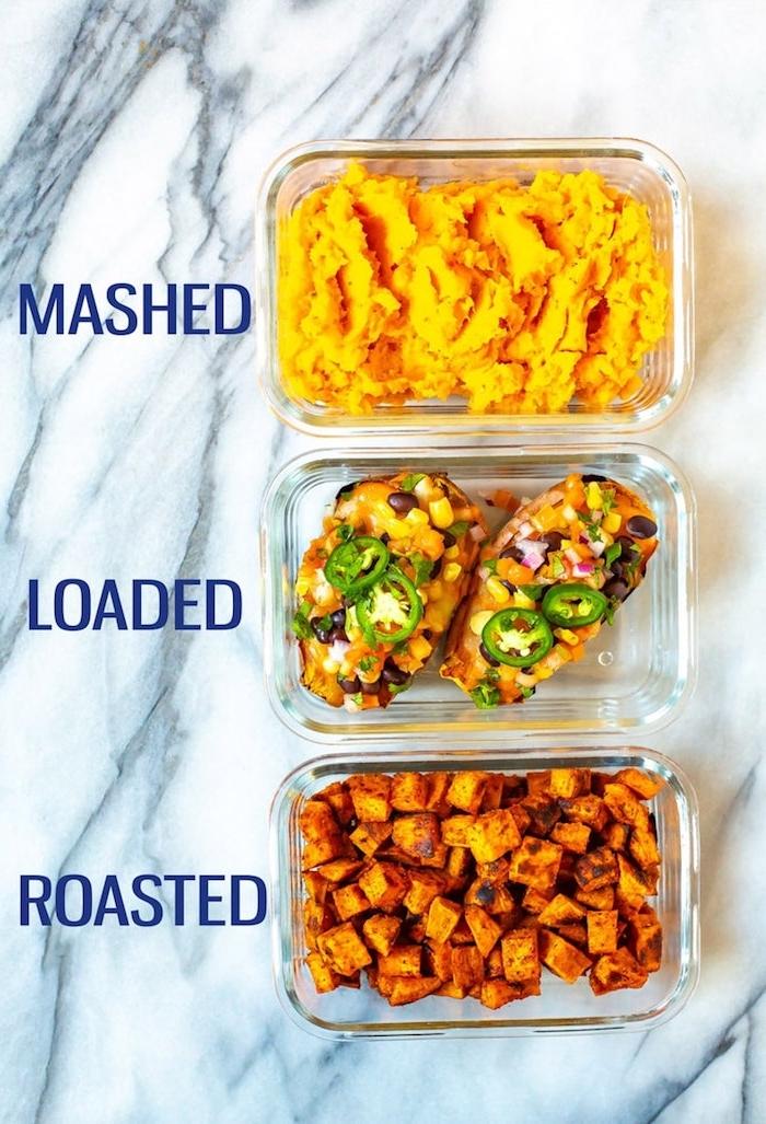 tres variante de recetas ricas con batata ideas sobre como cocinar boniato fotos de recetas originales