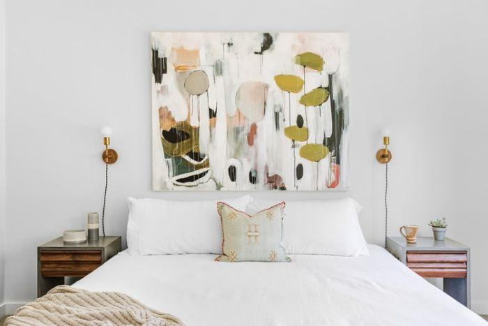 decorar une habitacion con lenzos personalizados