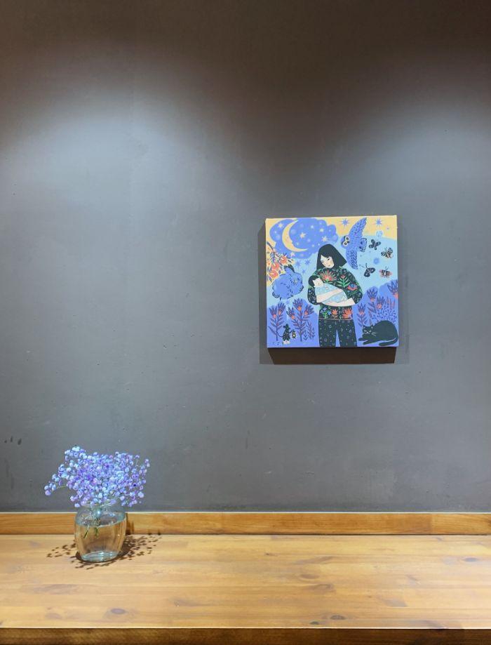 lienzos personalizados para vestir las paredes ideas