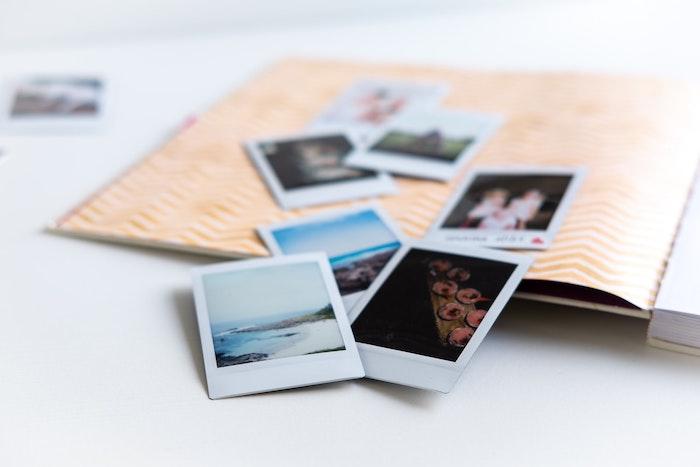 fotos tomadas de la cámara del momento recuerdos en fotos