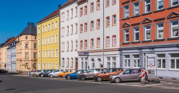 edificios en diferentes colores precios inmobiliarios
