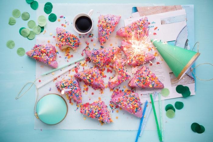 pasteles pequeños para cumpleaños infantiles decoracion para vacaciones infantiles