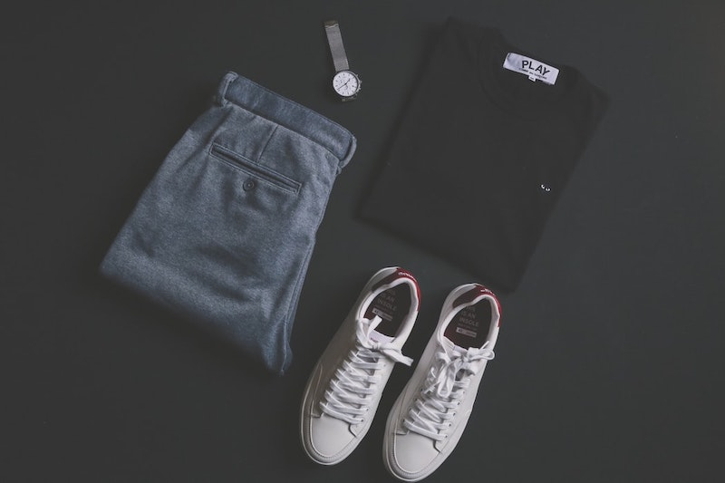 zapatillas de hombre y accesorios en blanco